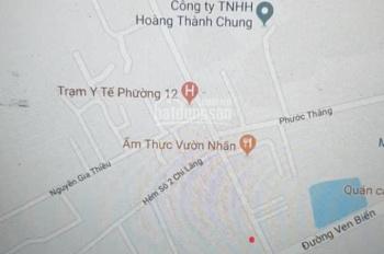 BÁN ĐẤT NGÃ TƯ CHI LĂNG, P.12, TP. VŨNG TÀU. LIÊN HỆ: 077 470 6956 Mr.Minh