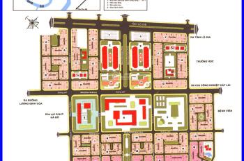 Bán lô A32 dự án Huy Hoàng P. Thạnh Mỹ Lợi Quận 2