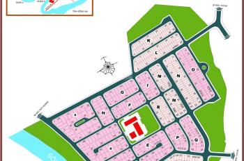 Bán lô F26  dự án Villa Thủ Thiêm Phường Thạnh Mỹ Lợi Quận 2