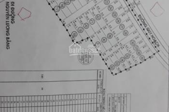 089.9269.489. Bán các lô đất mặt đường rộng 9m tại Đẩu Sơn 1, P. Văn Đẩu, quận Kiến An, Hải Phòng