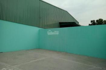 Chính chủ cần cho thuê Kho 1200m2, đường Trần Văn Giàu, Phường Tân Tạo A, Quận Bình Tân