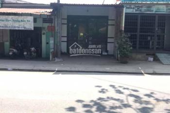 Cần bán nhà mặt tiền đường Bùi Công Trừng - xã Đông Thạnh - Hóc Môn