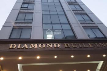 Bán nhà mặt phố Hòa Mã, diện tích 228.3m2, xây 10 tầng 2 hầm, mặt tiền 12,35m, cho thuê 600tr/th
