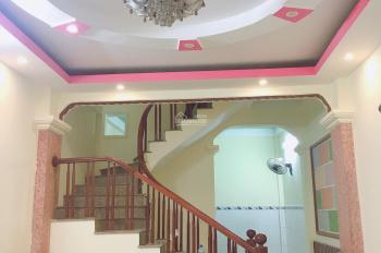 Cho thuê nhà riêng 50m2 x 4 tầng, 5 PN đủ đồ, giá 10 tr/th tại Định Công Thượng