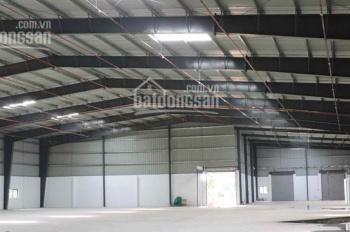 Cho thuê xưởng đường Nguyễn Thị Tú, gần ngay QL1A. DT 280m2 xưởng mới đường xe tải lớn, giá 15tr/th