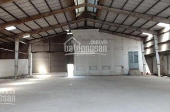 Cho thuê nhà xưởng cụm CN Thạnh Phú, 3300m2, 4000m2, 6000m2, giá 35 nghìn/m2/th