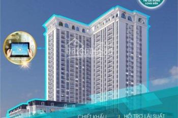 Sở hữu căn hộ cao cấp TSG Lotus Sài Đồng chỉ với 620 triệu, CK 3,5% cùng quà tặng trị giá 85 triệu