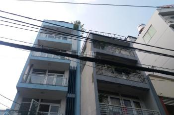Cho thuê nhà mặt tiền Tân Hải Q Tân Bình 100m2!