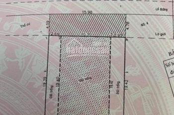 Cho thuê đất cạnh Điện Máy Xanh Trần Não - 360m2 kinh doanh đa ngành nghề. LH: 0901288113