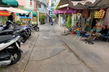 Cho thuê nhà HXT đường Tôn Thất Hiêp, P.13, Q.11. DT:3.7x17m, trệt 2lầu ST 4PN 3WC. Giá 16tr TL
