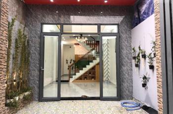 Bán nhà 1 trệt 2 lầu, đường Lò Lu, p.Trường Thạnh, quận 9, giá : 1 tỷ 900 triệu, giao nhà ngay