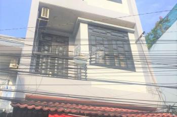 Nhà Mới 2 Lầu Nguyễn Cữu Đàm, Tân Phú. DT: 168m2, Hẻm xe tải (giá 14tr/th)