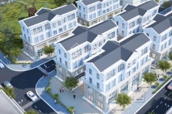 Shophouse TMDV view hồ 150m2 Sao Biển 19, San Hô cơ hội vàng đầu tư Vinhomes Ocean Park