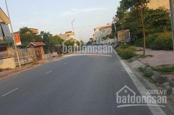 Bán đất đường Lưu Chí Hiếu khu đô thị Thống Nhất