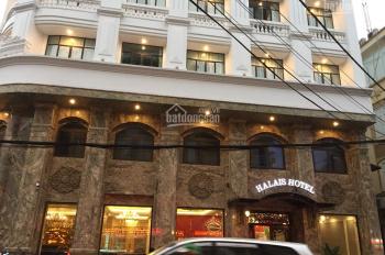 Bán khách sạn mặt phố Trần Quang Khải diện tích 450m2 xây 19 tầng mặt tiền 23,4m, 138 phòng KS