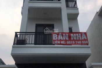 Bán gấp nhà Quận Thủ Đức, P. Linh Đông, giá 4,5 tỷ, 2 lầu 3PN nhà mới ở ngay. LH: 0919.740.660