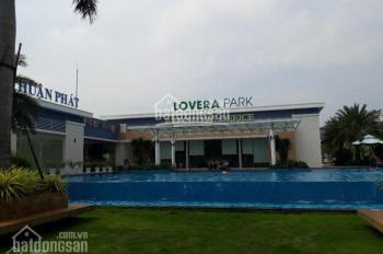 Cần bán gấp nhà phố Lovera Park, DT 5x15m,hướng Đông Nam,giá 3,9 tỷ,gần công viên,Lh 0908.49.08.28
