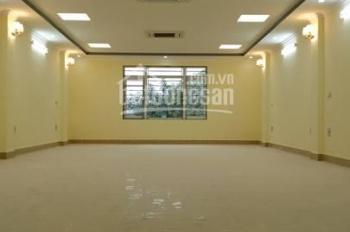 Cho thuê văn phòng mặt phố Phùng Chí Kiên. DT 70m2, giá rẻ, phòng đẹp