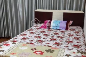 Cho thuê Hùng Vương Plaza 3 phòng ngủ 120m2, nhà trống 18tr, có nội thất từ 20tr 0934.097.124
