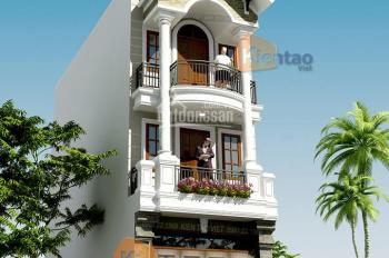 Bán nhà riêng 3 tầng mới xây dựng tại Làng Cam, Cổ Bi. DT: 62m, MT: 4.5m. đường 3m. LH: 0977553476