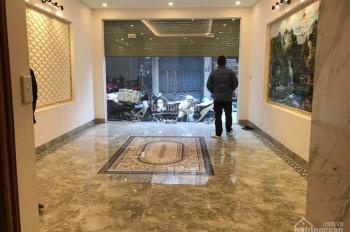 Bán nhà Văn Cao kinh doanh buôn bán 44m2*6 tầng, mặt tiền 4,6m. Giá 12,9 Tỷ
