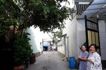 Bán nhà HXH Thoại Ngọc Hầu, 4.3x14.3m, hẻm 5m, giá 4.45 tỷ TL, LH 0938 504 555