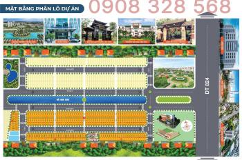 Bán Đất Dự Án Tân Tạo Shopping Street Khu Mua Sắm Đầu Tiên Tại Đức Hòa Long An LH 0903160390