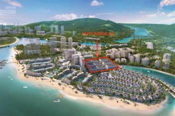 Bán căn shophouse mặt biển vip nhất bán đảo 3, Hùng Thắng, Hạ Long giá 13,3 tỷ 0969366867