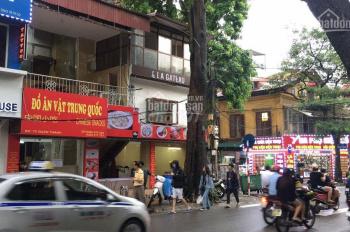 Sang nhượng nhà hàng mặt phố Trần Huy Liệu siêu đẹp. Lh Long: 0378513333