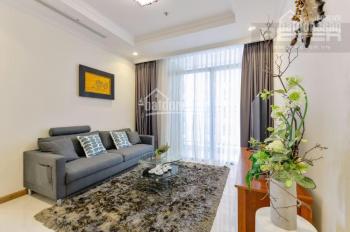 VINHOMES CENTRAL PARK CHO THUÊ Park 1 2PN full nội thất giá $900, view sông