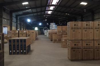Cho thuê kho 2100m2 cụm công nghiệp Vĩnh Niệm