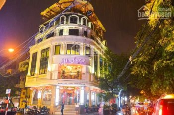 Mặt phố Nguyễn Văn Cừ, diện tích 170m x 6,5 tầng, mặt tiền 12m, LH: 097 347 6748.