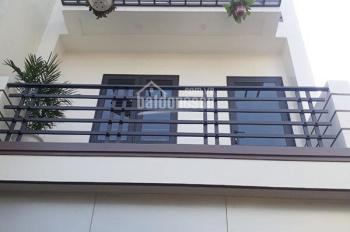 Bán nhà 3 tầng xây mới, độc lập, vị trí  đẹp, ô tô đỗ cửa, Trần Nhân Tông, Kiến An, Hải Phòng