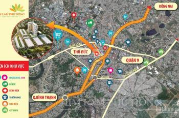Cho thuê nhà phố Him Lam Phú Đông 1 trệt 2 lầu, diện tích đất 5 x 18.5m, giá 20tr. LH 0982.602.902
