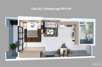 Cần bán lại 1 số căn Gateway Vũng Tàu 1 - 2 - 3PN giá tốt, view biển, LH Tài 0982.602.902