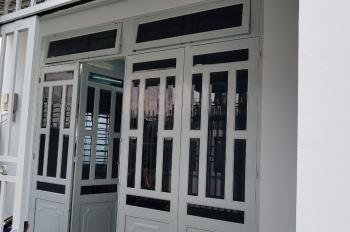 Cần tiền bán gấp nhà cấp 4 hẻm Lê Thị Nơ, Tân Hiệp, Hóc Môn, diện tích 5x18.5m. LH 0909.365.009