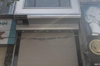 Cho thuê nhà 3 tầng mặt phố số 3 Trần Phú - quận Hà Đông. Liên hệ: 091.229.4689