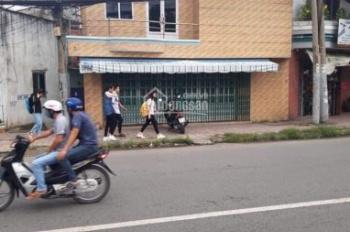 Cho thuê nhà nguyên căn có lầu mặt tiền kinh doanh đường Tô Ký ngay công viên Phần Mềm Quang Trung