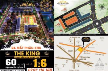 Dự án Royal Market Town tại Thuận An - Bình Dương có gì hot