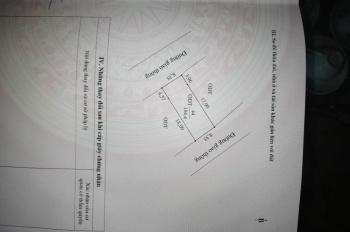 Chính chủ bán đất Đường Ngô Gia Tự,Phố Tân Việt, TP  Việt Trì , Phú Thọ. Liên hệ: 0913282618