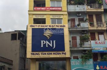 Bán gấp nhà MT Thành Thái - 3 Tháng 2 đang cho ngân hàng thuê 120 triệu/th, DT: 6m x 22m