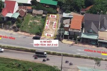 2 mặt tiền Nguyễn Chí Thanh (dt744)