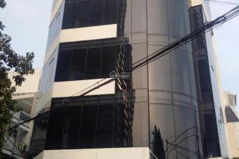 Cho thuê tòa nhà 5 tầng thang máy 3 mặt tiền đường Thành Thái, Q10. Giá 115 triệu/th, LH 0908609012