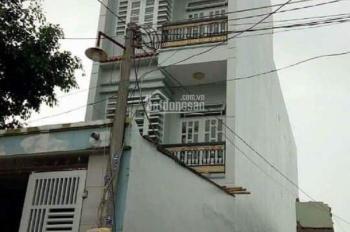 Bán nhà 1 trệt  3 lầu 4x26m giá 5.2 tỷ (TL), HXH đường Nguyễn Anh Thủ , P. TCH, Q12. LH: 0933805479