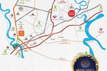 Việt Úc Varea - Khu đô thị hiện đại Mặt tiền Tỉnh lộ 830, Bến Lức, Long An giá đầu tư từ 13.6/m2