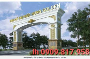 Bán đất siêu dự án KĐT Phúc Hưng Golden,đất gì mà giá chỉ từ 345tr,lại có đủ tiện ích.0909.817.958