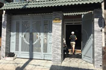 Bán nhà hẻm 730 Lê Đức Thọ, Phường 15, GV 5.3 x 16 nhà 2 lầu ST mới giá 7.5 tỷ TL MẠNH 0973001332