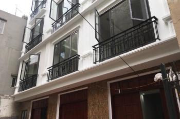 Bán nhà mặt ngõ Lò Đúc, Trần Khát Chân - Lãng Yên 35m2x5T, lô góc, cách phố 2 nhà giá 3.4 tỷ