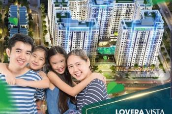 Bán Căn Hộ Lovera Vista Khang Điền Bình Chánh, Lãi suất 0% và ân hạn nợ gốc trong vòng 18 tháng.