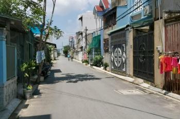 Bán lô đất hẻm 85 Bình Thành, đường nhựa 7m, lô đất 2 mặt tiền trước sau giá bán 2,65 tỷ